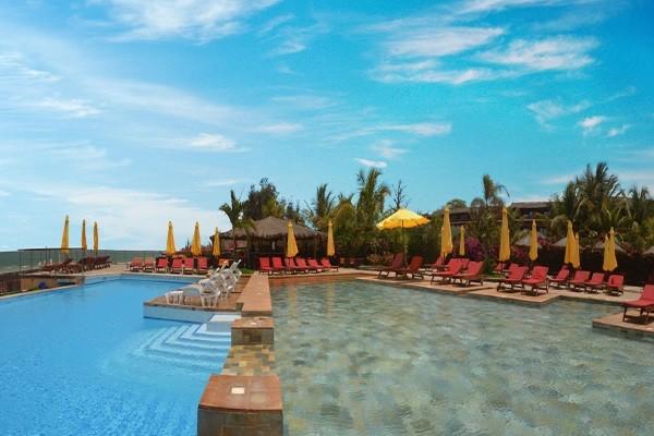 Piscine - Hôtel Royal Horizon Baobab 4* Dakar Senegal