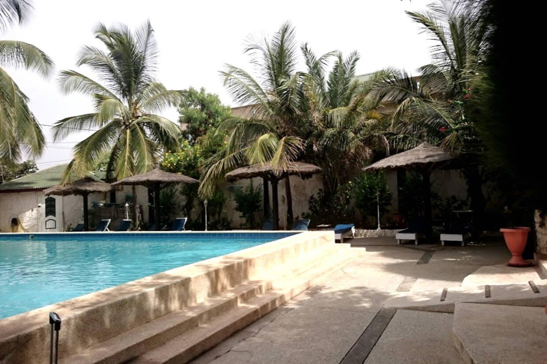 Piscine - Safari 2* Dakar Senegal