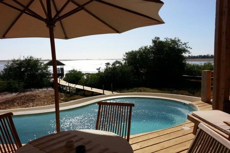 Piscine - Souimanga Lodge 4* Dakar Senegal