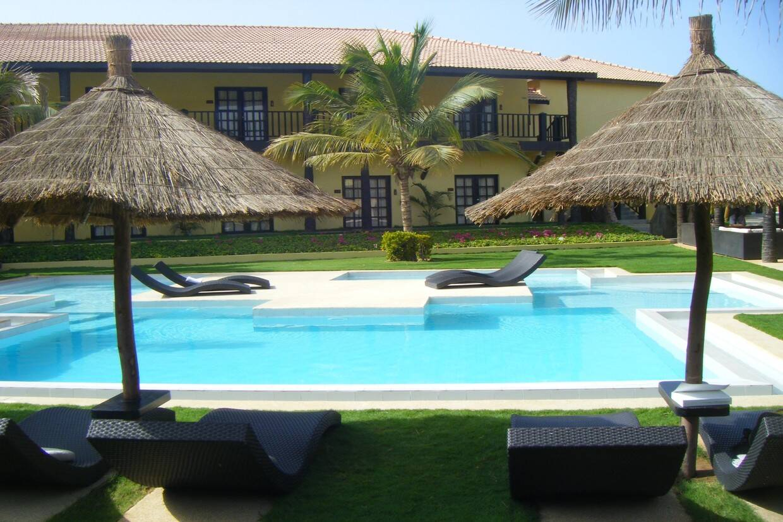 Piscine - The Rhino Resort Hotel & Spa 5* Dakar Senegal
