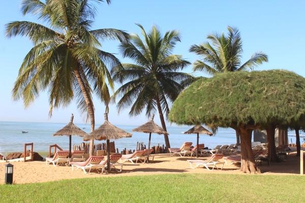 Plage - Le Saly Hotel & Hotel Club Filaos 4* Dakar Senegal