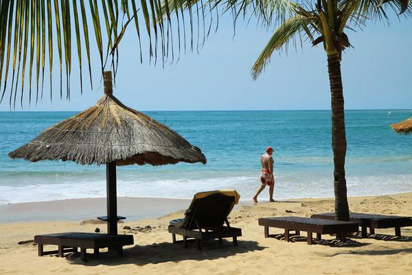 Plage - Neptune 5* Dakar Senegal
