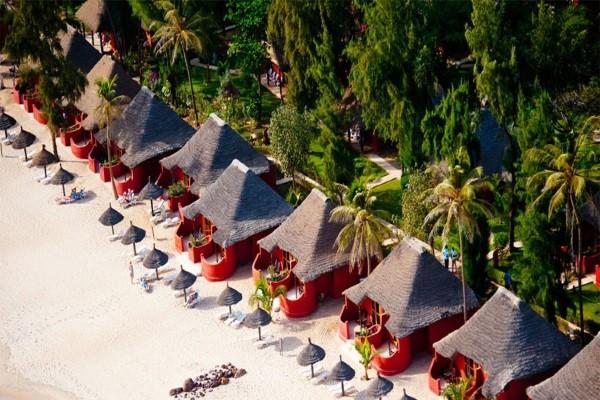 Plage - Hôtel Royal Horizon Baobab 4* Dakar Senegal