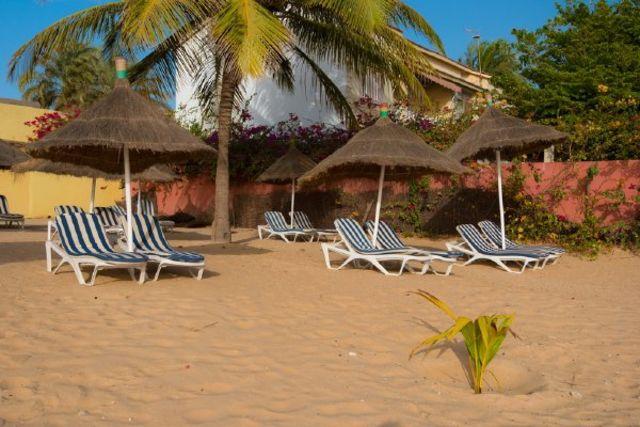 Fram Senegal : hotel Club Royal Saly - Dakar