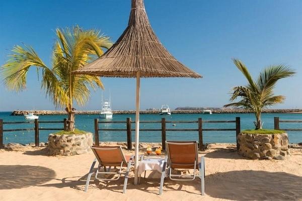 Plage - Hôtel Terrou-Bi Beach & Casino Resort 5* Dakar Senegal