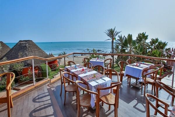Restaurant - Hôtel Royal Horizon Baobab 4* Dakar Senegal