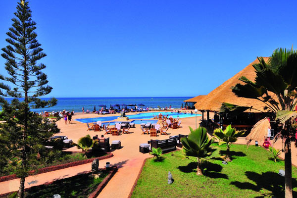 Vue panoramique - Club Jet Tours Royal Baobab 4* Dakar Senegal