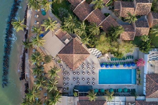 Vue panoramique - Club Marmara Les Filaos 4* Dakar Senegal
