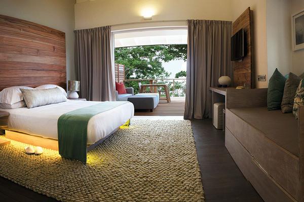 (fictif) - Hôtel Carana Beach 4* Mahe Seychelles