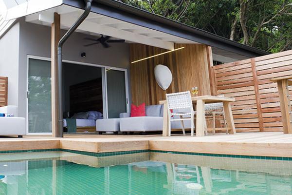 (fictif) - Hôtel Carana 4* Mahe Seychelles