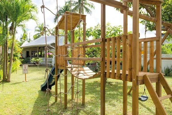 Autres - Hôtel Auberge Chez Plume 4* Mahe Seychelles