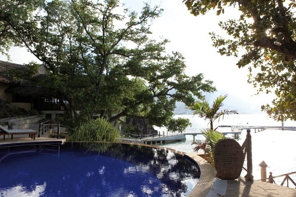 Chambre - Hôtel Cerf Island Resort 4* Mahe Seychelles