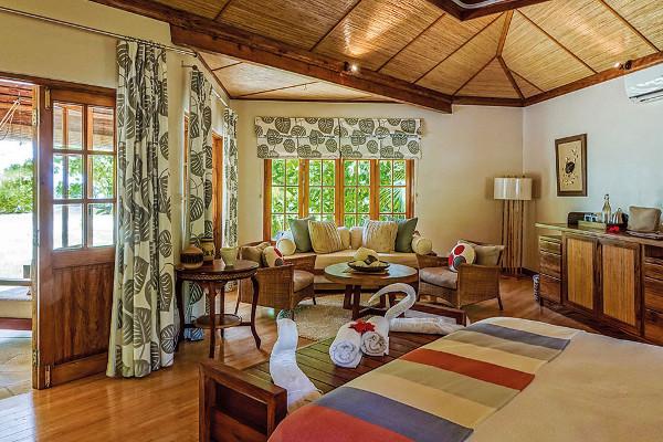 Chambre - Hôtel Denis Private Island 4* Mahe Seychelles