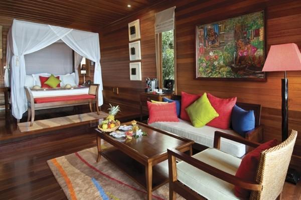 Chambre - Hôtel Hilton Seychelles Northolme Resort & Spa 5* Mahe Seychelles