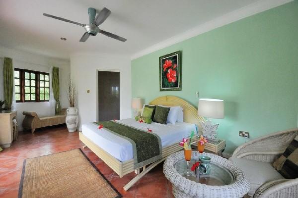 Chambre - Hôtel L'Habitation Cerf Island 3* Mahe Seychelles