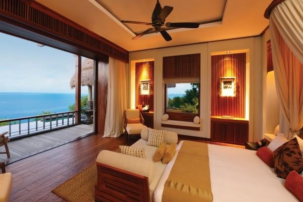 Chambre - Hôtel Maia Luxury Resort & Spa 5* Mahe Seychelles