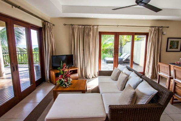 Chambre - Hôtel Valmer Resort & Spa 3* Mahe Seychelles