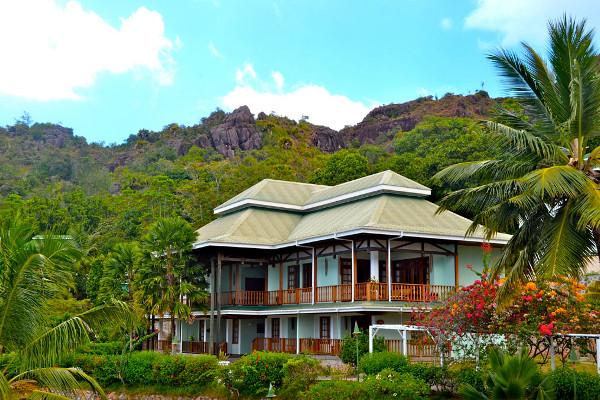 Facade - Hôtel Kempinski Seychelles Resort Baie Lazare 5* Mahe Seychelles