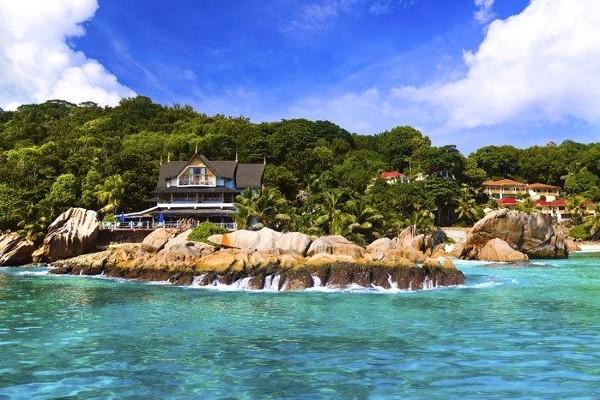 Facade - Patatran Village 2* Mahe Seychelles