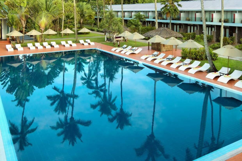 Piscine - Avani Seychelles Barbarons Resort & Spa 4* Mahe Seychelles