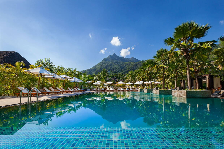 Piscine - H Resort Beau Vallon Beach 5* Mahe Seychelles