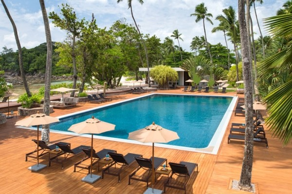 Piscine - Hôtel Kappa Club Avani Barbarons Resort & Spa 4* Mahe Seychelles