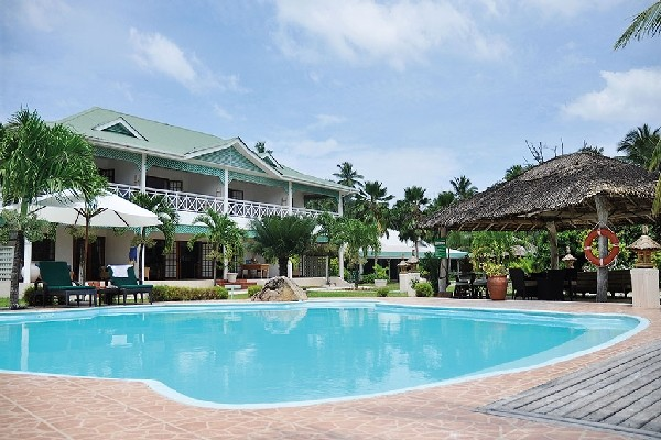 Piscine - Hôtel L'Habitation Cerf Island 3* Mahe Seychelles