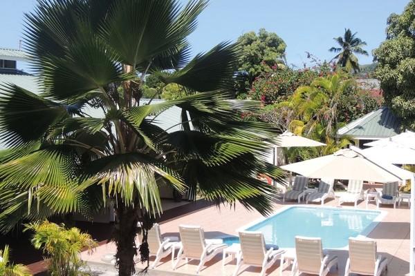 Piscine - Hôtel La Roussette Seychelles 3* Mahe Seychelles