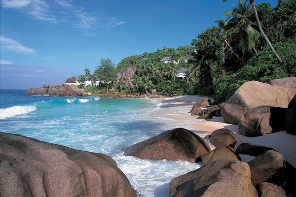 intendance bay - Banyan Tree Seychelles