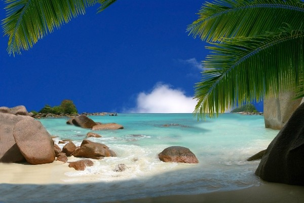 Plage - Hôtel Berjaya Beau Vallon 3* Mahe Seychelles