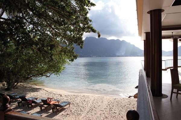 Plage - Hôtel Cerf Island Resort 4* Mahe Seychelles
