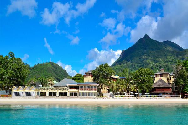 Plage - Hôtel Coral Strand Smart Choice 4* Mahe Seychelles
