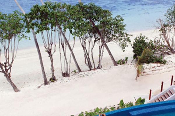 Plage - Hôtel Double Tree by Hilton - Allamanda Beach Resort & Spa 4* Mahe Seychelles