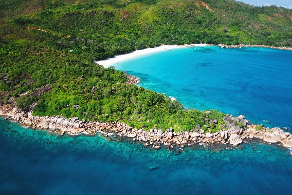Nature - 2 îles - Indian Ocean Lodge & Carana Beach Mahe Seychelles