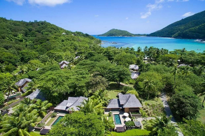 Vue panoramique - Constance Ephelia 5* Mahe Seychelles