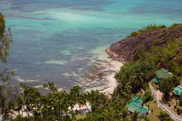 Vue panoramique - Hôtel Kempinski Seychelles Resort Baie Lazare 5*