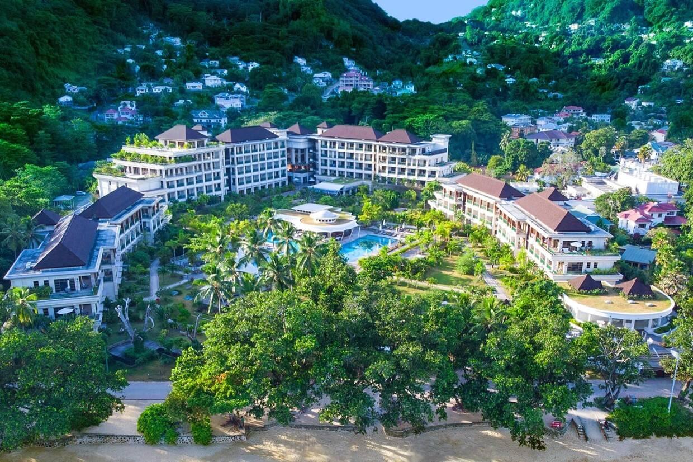 Vue panoramique - Savoy Resort & Spa 5* Mahe Seychelles