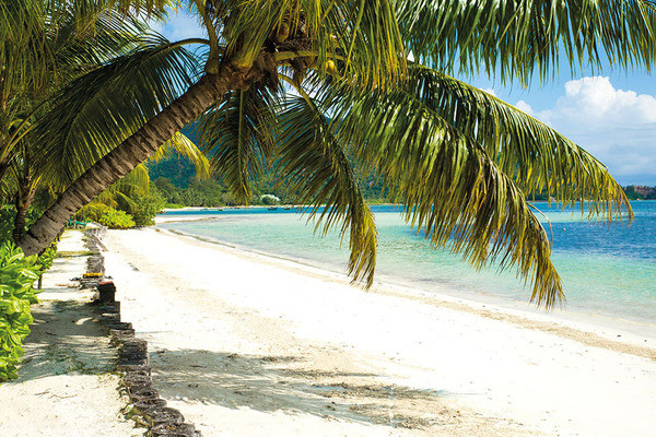 (fictif) - Combiné hôtels 3 îles : Praslin, La Digue, Mahé : Indian Ocean Lodge + La Digue Lodge + Carana Beach Praslin Seychelles