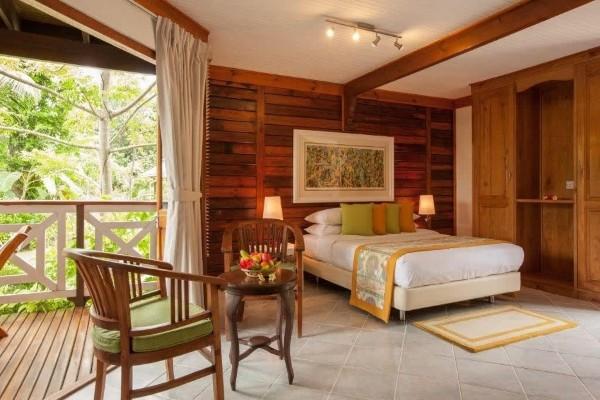 Chambre - Hôtel Acajou Beach Resort 4* Praslin Seychelles