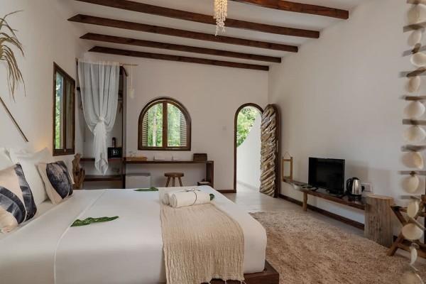 Chambre - Hôtel Bliss Hotel Praslin 4* Praslin Seychelles
