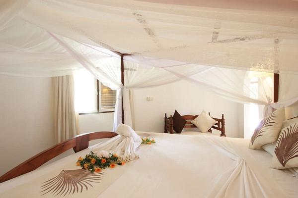 Chambre - Hôtel Côte d'Or Lodge 3* Praslin Seychelles