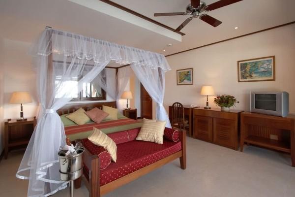 Chambre - Hôtel Domaine de la Réserve 4* Praslin Seychelles