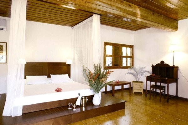 Chambre - Hôtel L'Archipel 4* Praslin Seychelles