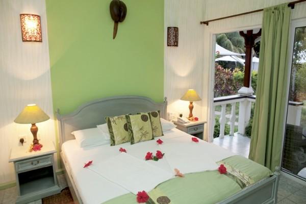 Chambre - Hôtel Le Relax Beach Resort 3* Praslin Seychelles
