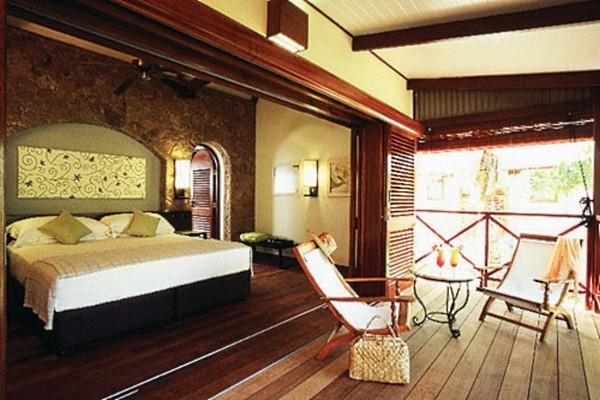 Chambre - Hôtel Paradise Sun 4* Praslin Seychelles