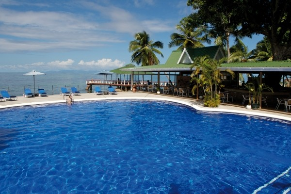 Piscine - Hôtel Coco De Mer 4* Praslin Seychelles