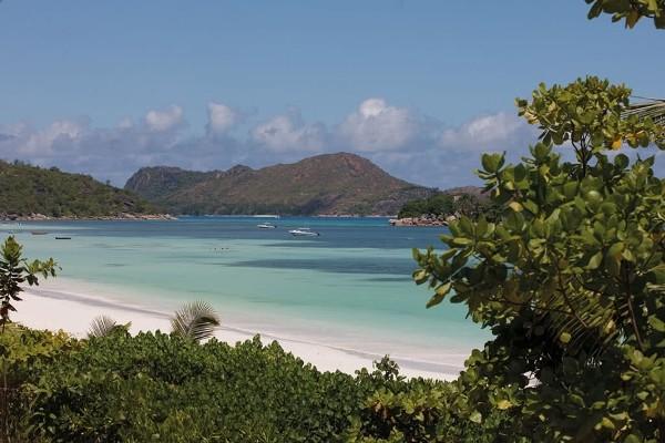 Plage - Hôtel Acajou Beach Resort 4* Praslin Seychelles