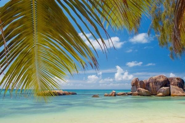 Plage - Hôtel Le Relax Beach Resort 3* Praslin Seychelles
