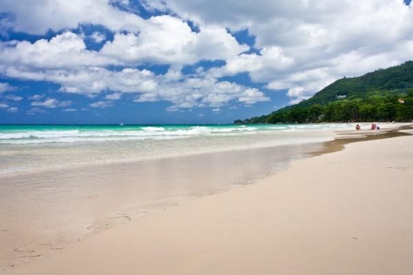 Plage aux Seychelles - Palm Beach
