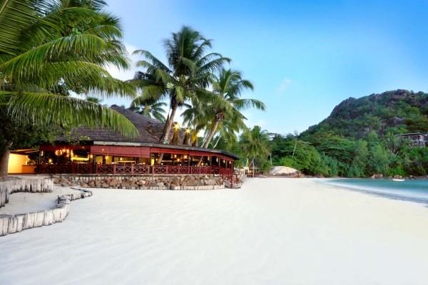 Plage - Hôtel Paradise Sun 4* Praslin Seychelles